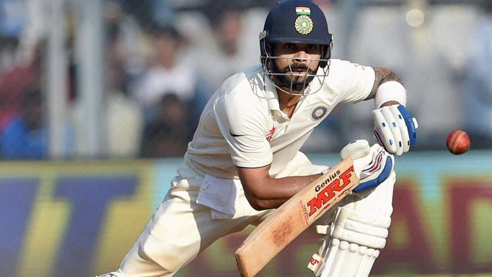 India captain Virat Kohli scored his 15th Test century on Day 3 of the fourth Test against England at the Wankhede Stadium in Mumbai on Saturday.