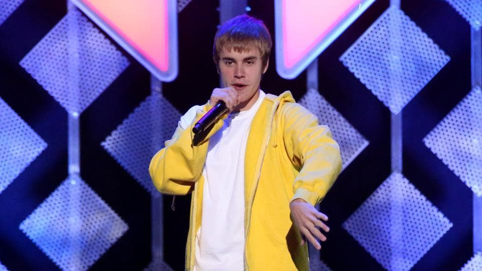 Justin Bieber's Sorry garnered 600 million more hits than Adele's Hello, which was a distant second.
