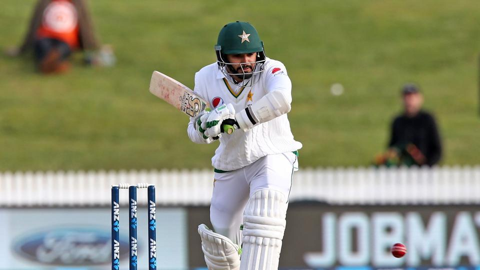 Azhar Ali scored an unbeaten 82 as Pakistan set the Cricket Australia XI a target of 311 run.