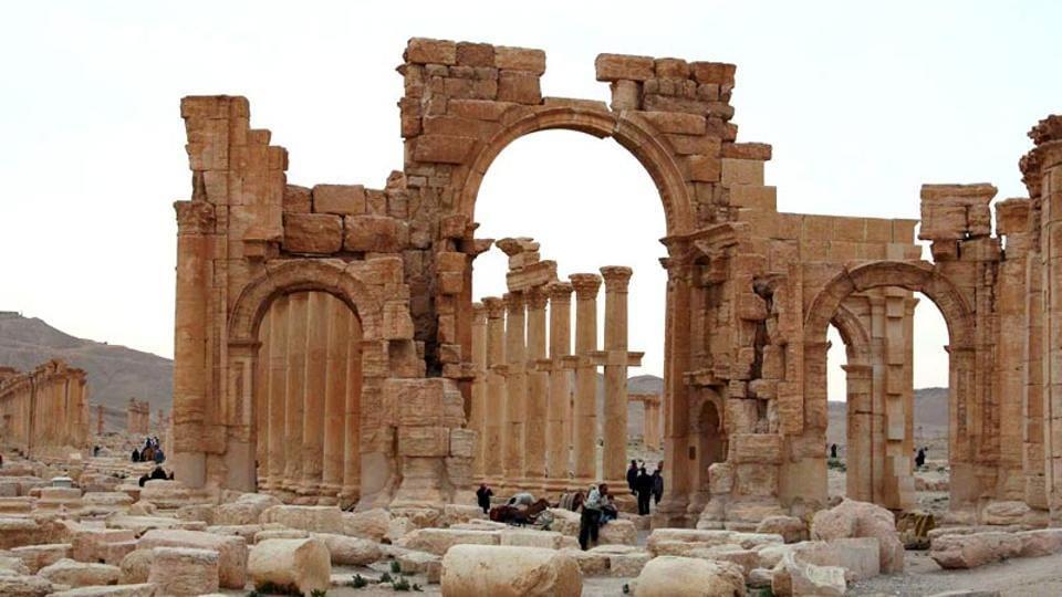 Islamic State,Palmyra,Syria