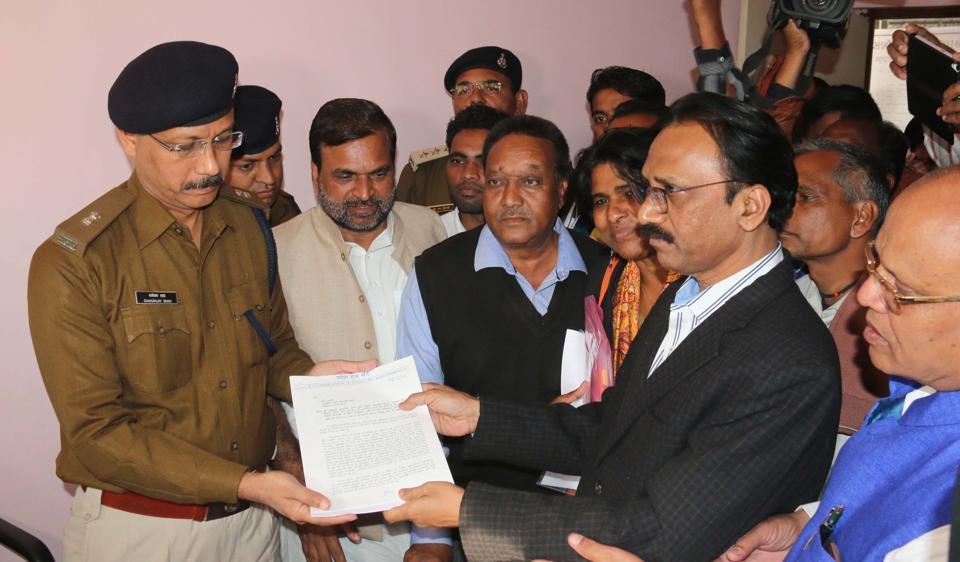Lal Singh Arya,Bhopal,General administration department