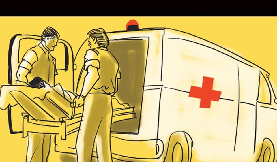 accident in Sanchi,government teachers hit by speeding bus in Sanchi,Raisen