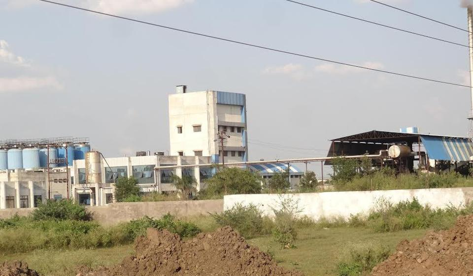 Indore,Sanwer road industrial area,fire station