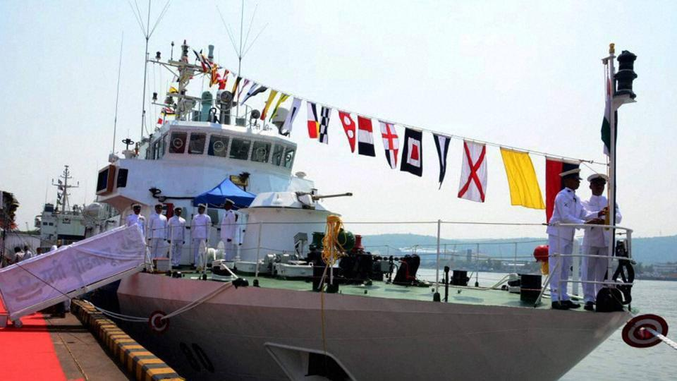 Bangladesh Coast Guard,Aurangzeb Chowdhury,Indian Coast Guard
