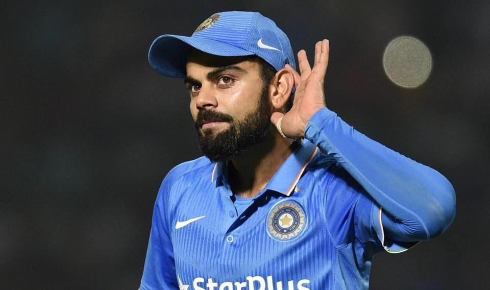 Virat Kohli stayed second in ICCODIRankings, 13 points behind ABde Villiers.