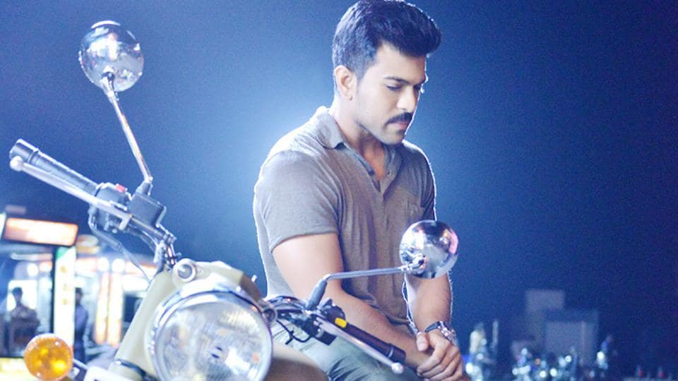 Ram Charan's Dhruva suffers from a very esoteric cinematic disease. It's known as the sickness of slickness.