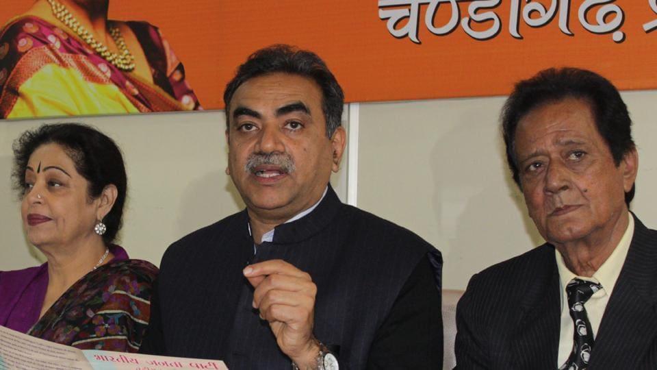 Bonhomie,sarcasm,BJP