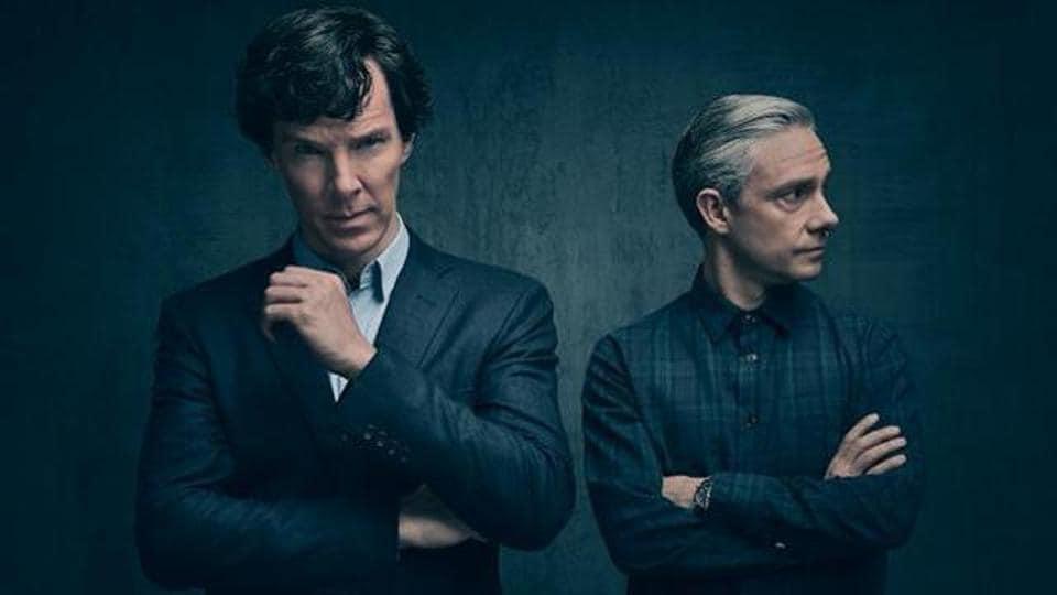 Benedict Cumberbatch,Sherlock Holmes,Toby Jones