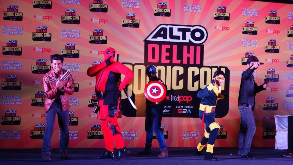 comic con,cosplay,delhi comic con