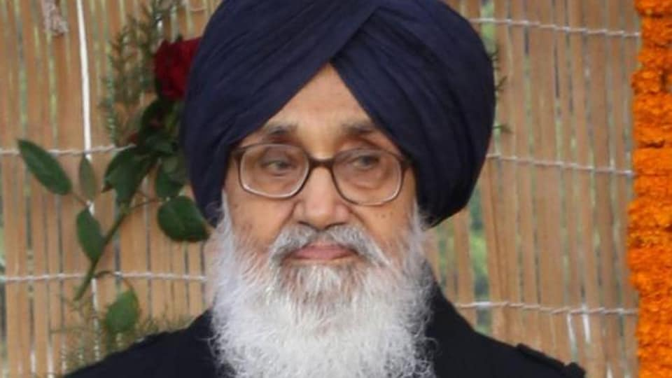 Punjab chief minister Parkash Singh Badal chaired the cabinet meeting.