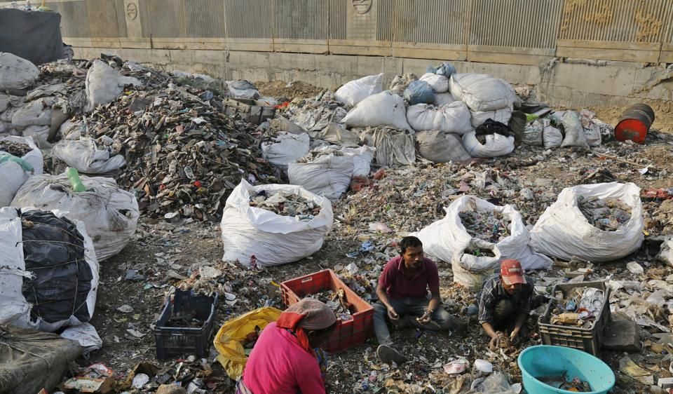 Demonetisation has squeezed dry more than 1.5 lakh people engaged in Delhi's waste collection sector.