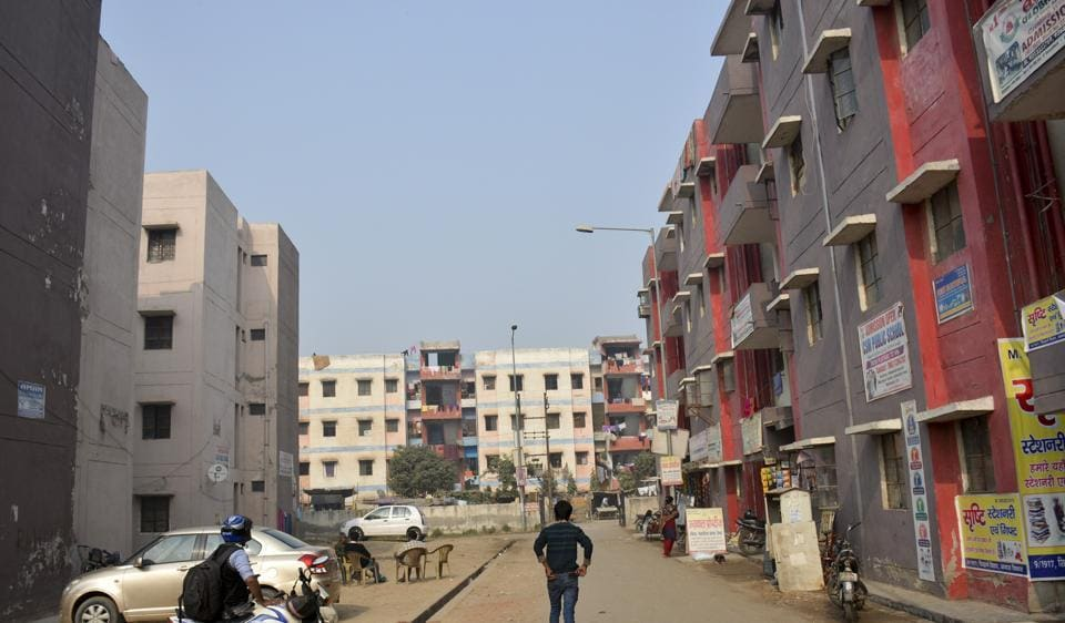 housing board,Uttar Pradesh,allotment