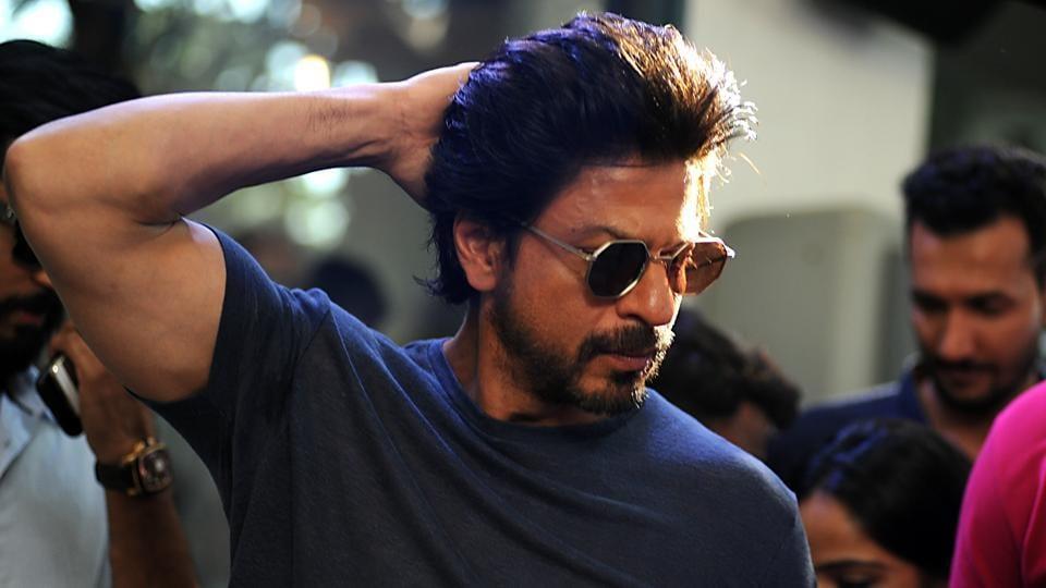 Shah Rukh Khan,Vikram Phadnis,Hrudayantar