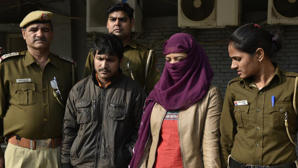 Delhi police arrested a Nepalese man and a woman from Meghalaya for the murder of two women.