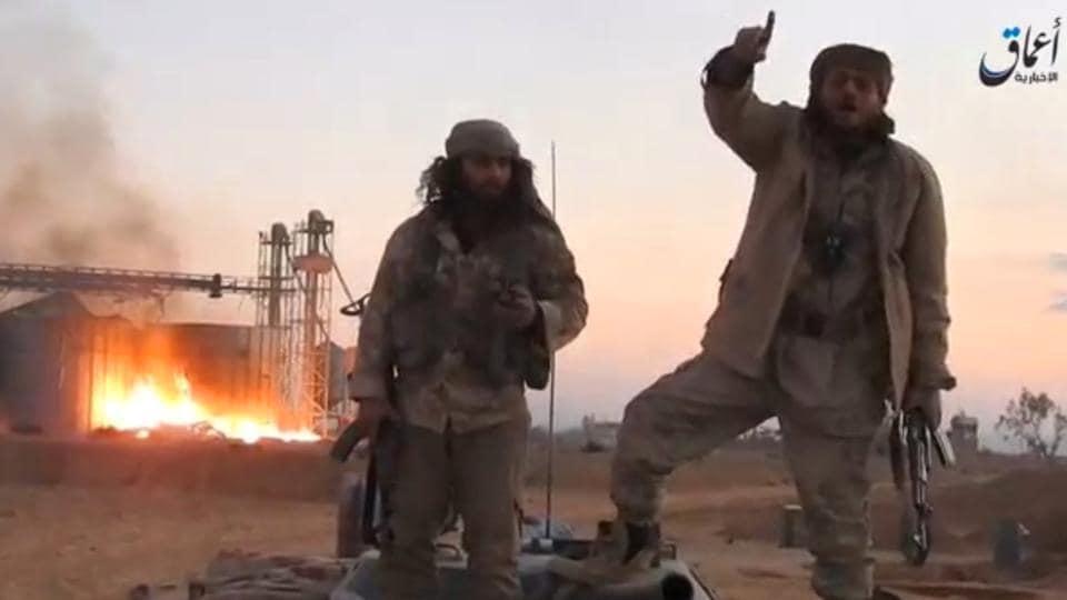 Islamic State,Peshawar anti-terrorism officer,Peshawar