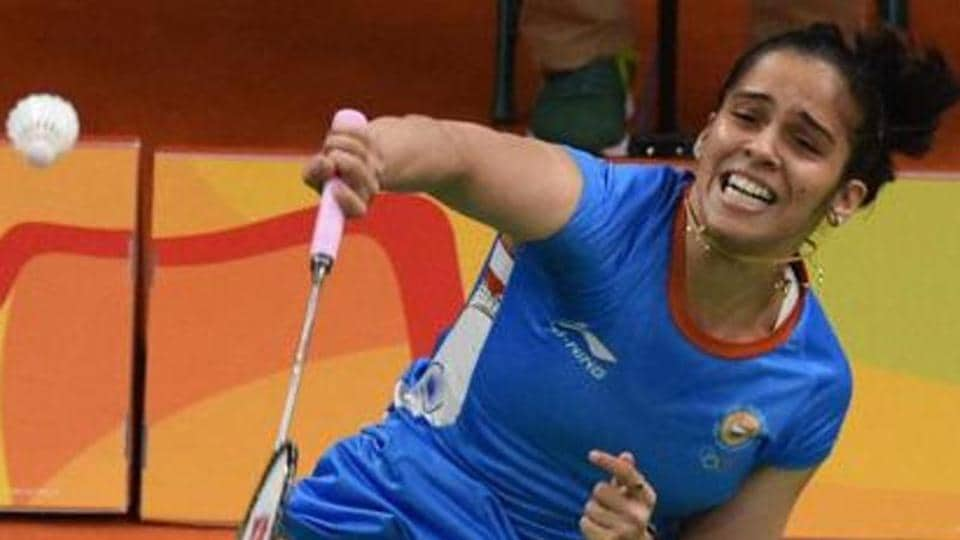 Saina Nehwal,Badminton,Macau Open