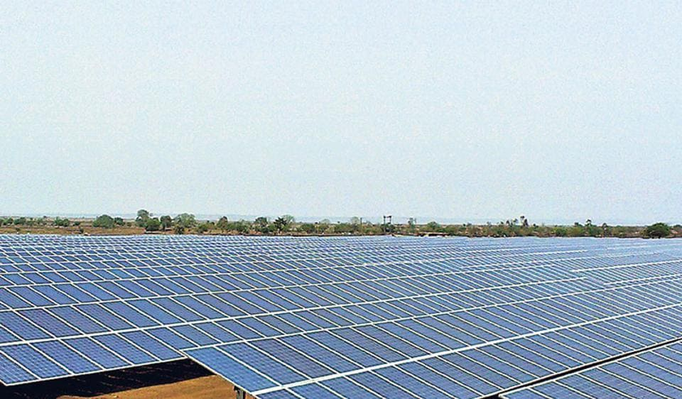 Madhya Pradesh,Bhopal,solar plant