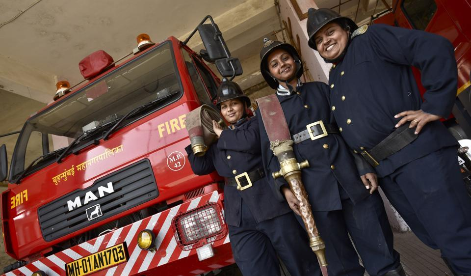 Delhi Fire Services,Tamil Nadu,women