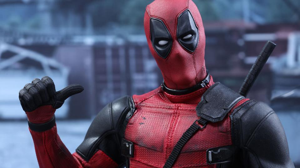 Deadpool got nominated for Best Movie (Comedy) and Ryan Reynolds for Best Actor (Comedy) at the Golden Globes on Monday.