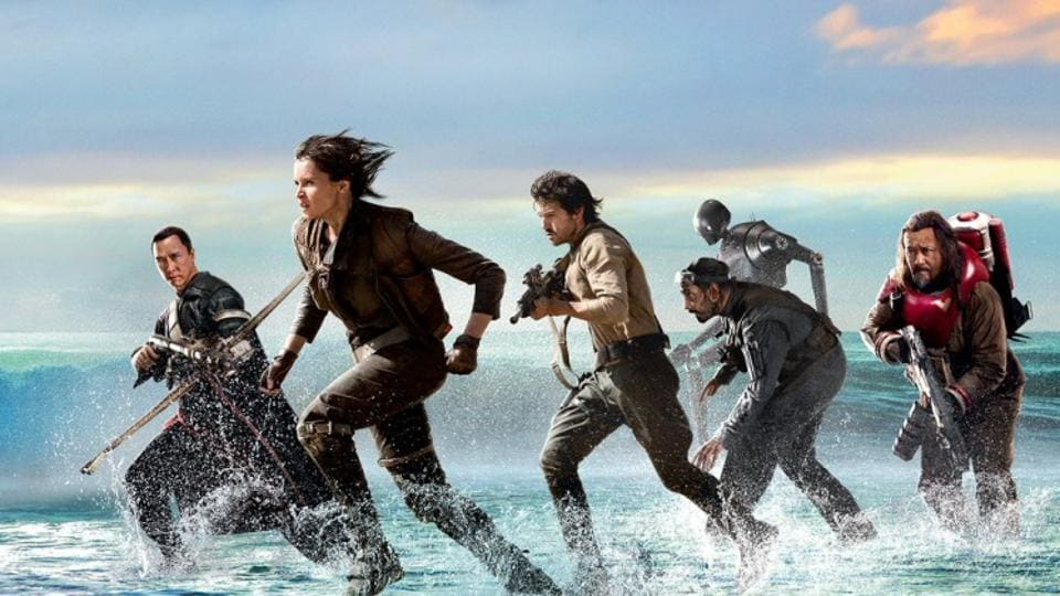 Rogue One arrives in theatres on December 16.