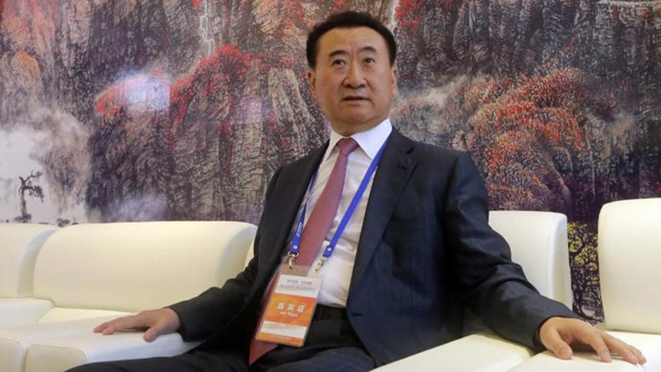 Wang Jianlin, 62, founder and chairman of Dalian Wanda Group Co, whose business includes shopping malls, theme parks, sports clubs and cinemas, said he is most likely to pick a successor from a group of his professional managers.