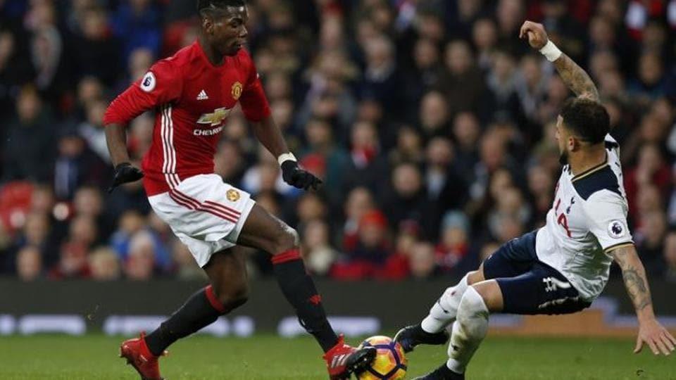Paul Pogba,Florentin Pogba,manchester United FC