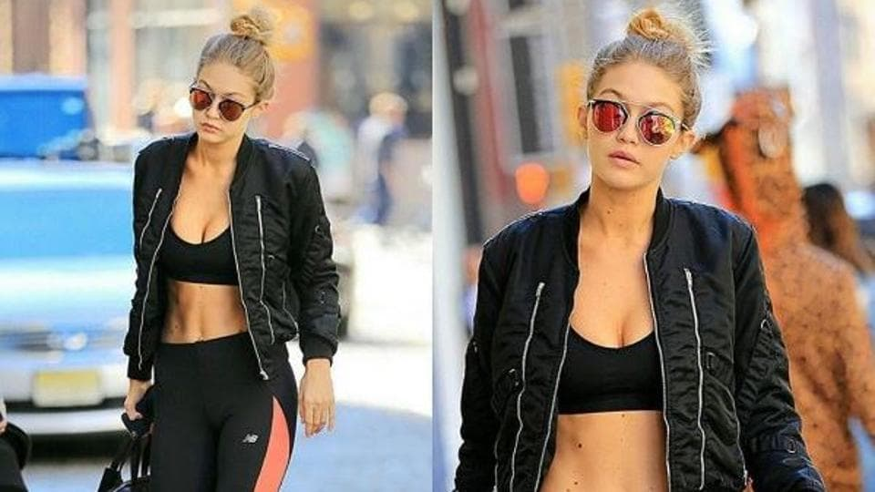 Fashion Trends,Athleisure,Gigi Hadid