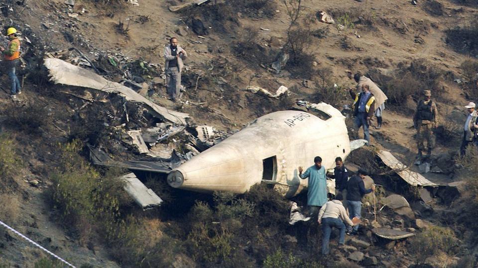 ATR planes,Pakistan airlines,Plane crash
