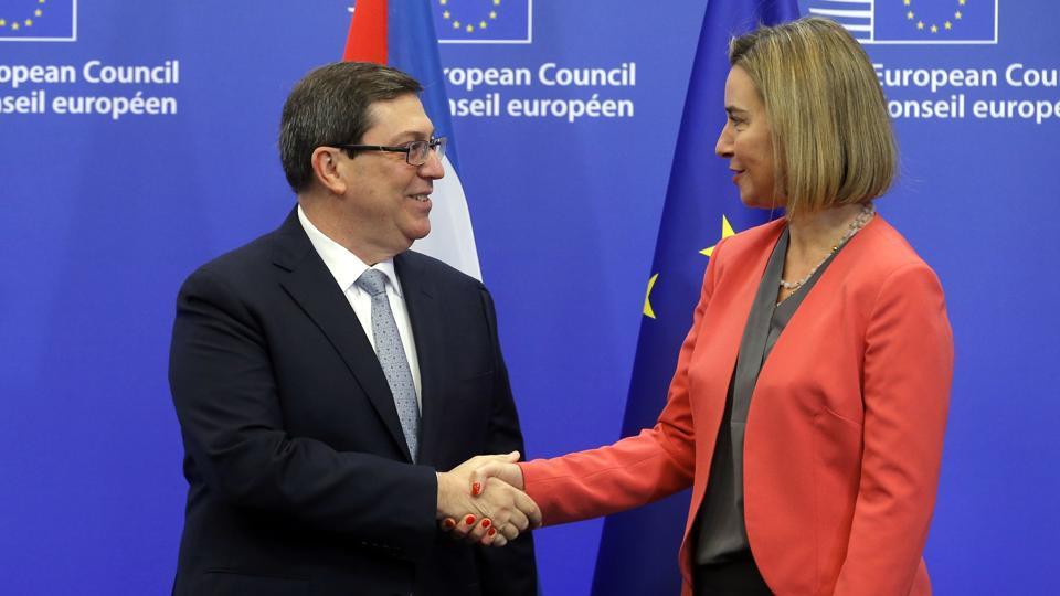EU-Cuba ties,European Union,Cuba