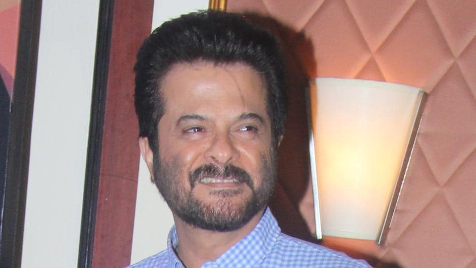 Anil Kapoor says he enjoys his work a lot and wants to give it his best — physically, mentally, intellectually and spiritually.