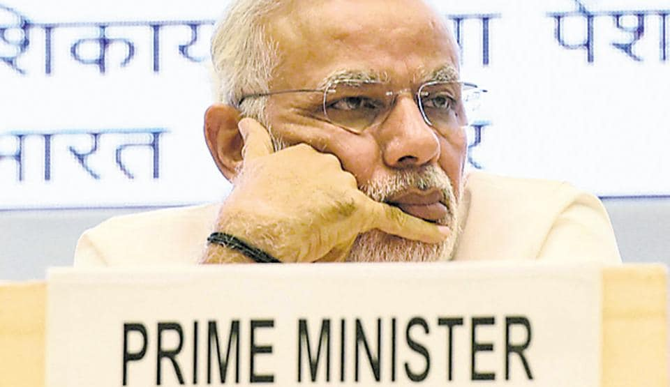 The party said Trump announced that American companies producing goods outside the USwill pay 35% more tax and this may hurt Prime Minister Narendra Modi's ambitious 'Make in India' mission.