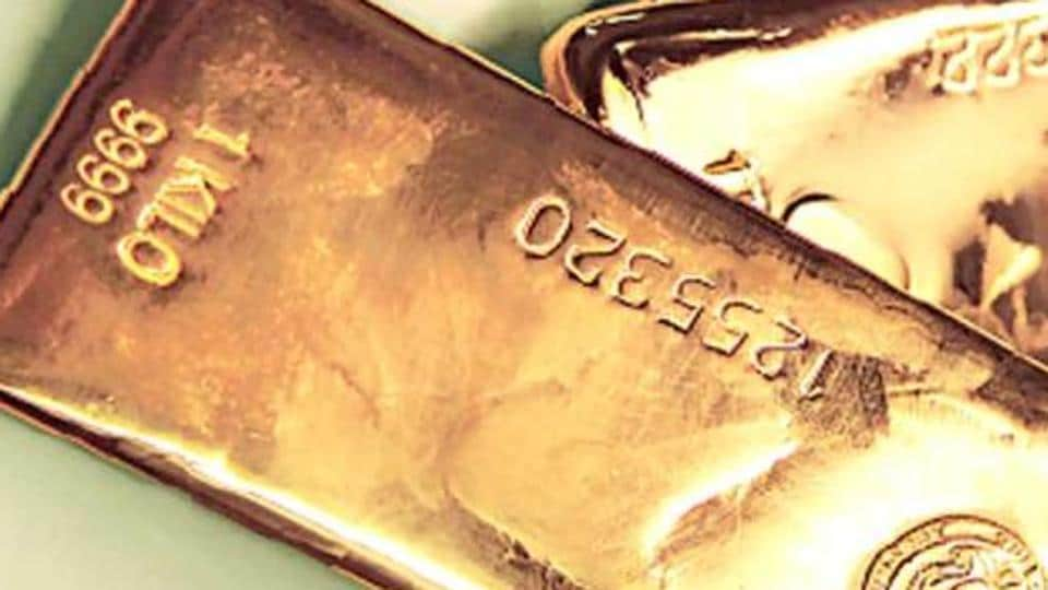 Gold biscuits weighing about 16kg have been recovered from the passengers.