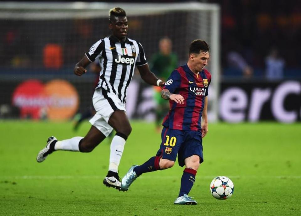 paul pogba is not lionel messi says ex manchester united star quinton fortune football. Black Bedroom Furniture Sets. Home Design Ideas