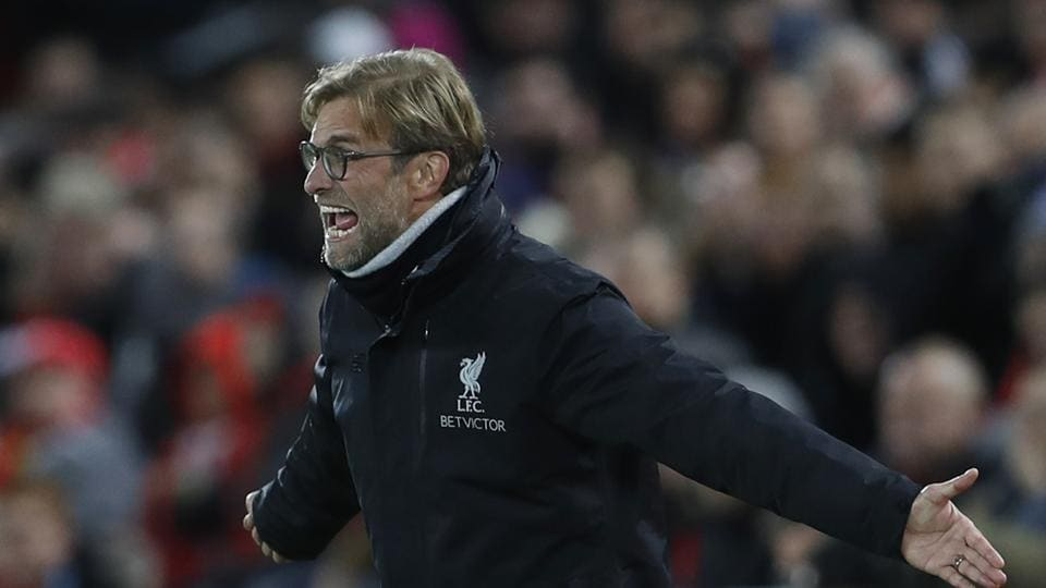 Juergen Klopp conceded that Liverpool were below their best and should have won a game where they enjoyed 59 touches in the opposition box against West Ham's five at the other end.