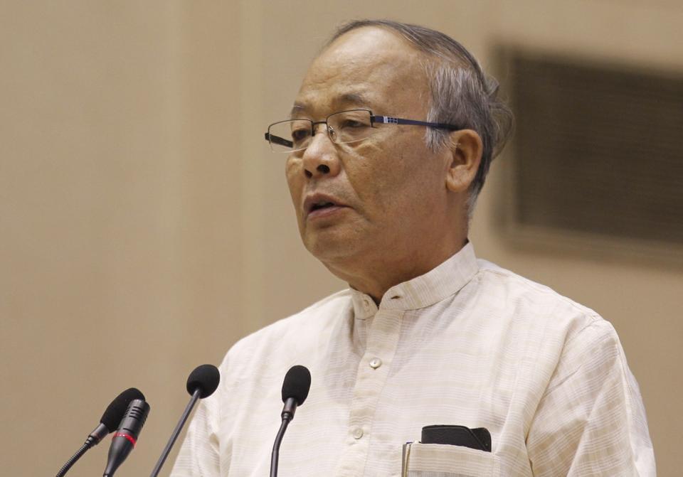 Manipur,Ibobi Singh,Economic Blockade