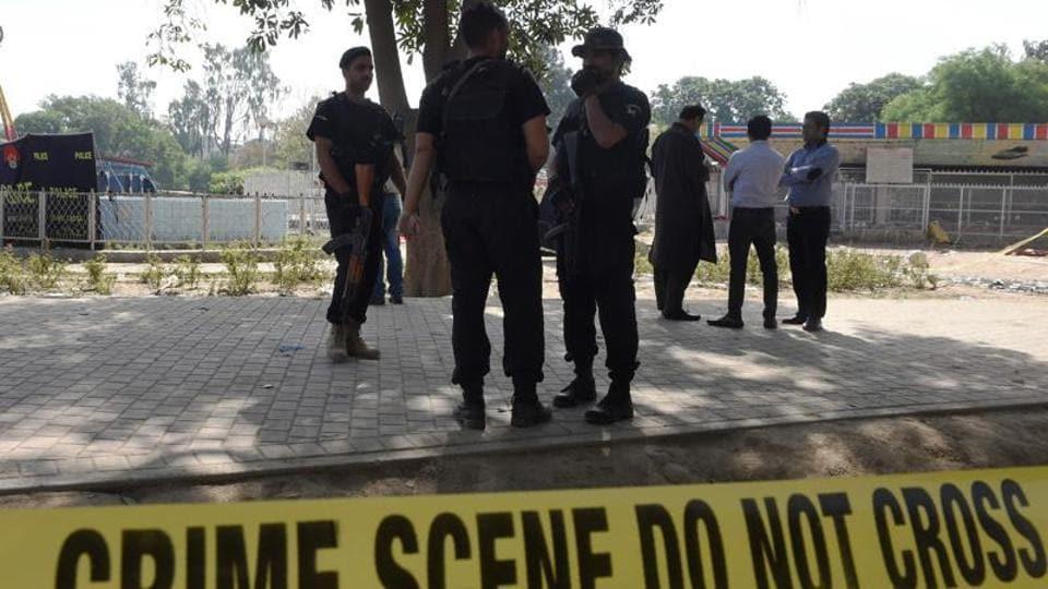 Bomb blast in Pakistan,Pakistan,Northwest Pakistan