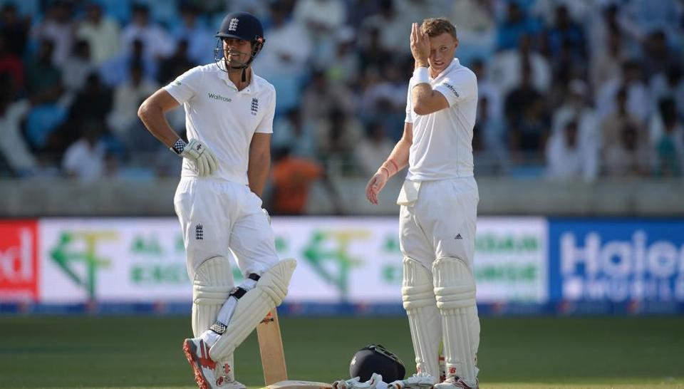 Joe Root has been widely tipped to succeed Alastair Cook and the England skipper said his vice-captain was the ideal candidate to step into the role.