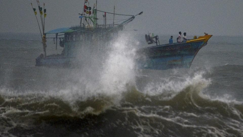 Cyclone Vardah is likely to make a landfall between Andhra Pradesh's Nellore and Tamil Nadu's Chennai by Monday afternoon.