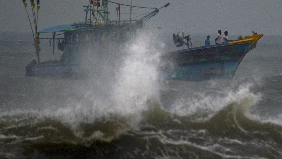 19 team of national disaster response force have been deployed in coastal areas of Tamil Nadu and Andhra Pradesh to deal with any situation arising out of the cyclone's landfall.