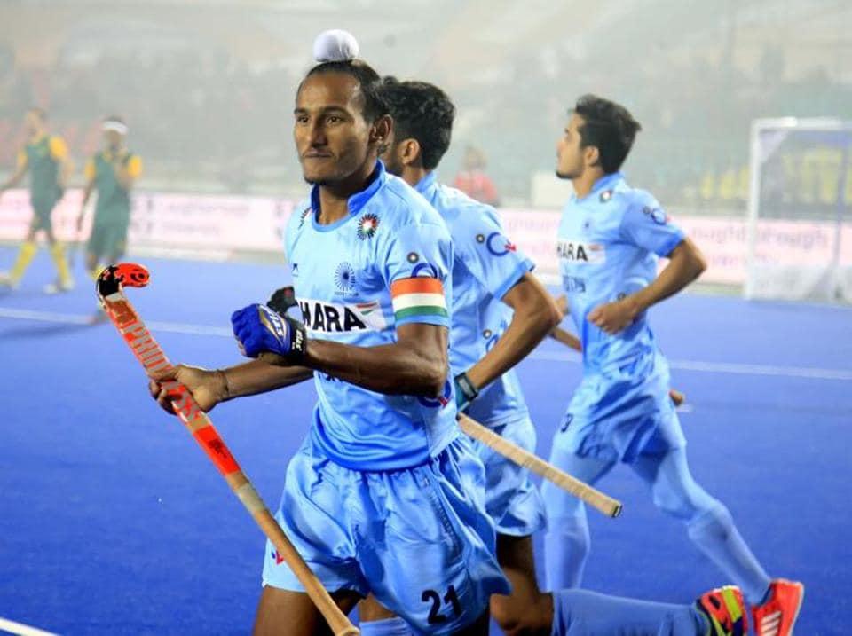 Hockey Junior World Cup,Harjeet Singh,India vs Spain