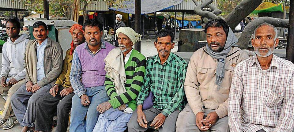 Demonetisation,daily workers,Labour Chowk