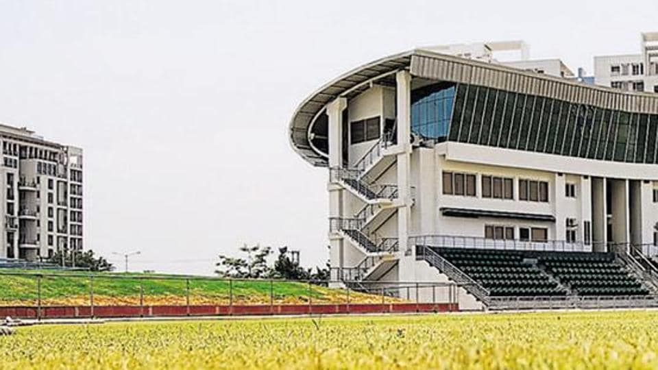The Greater Noida Cricket Stadium could emerge as a preferred destination for international matches
