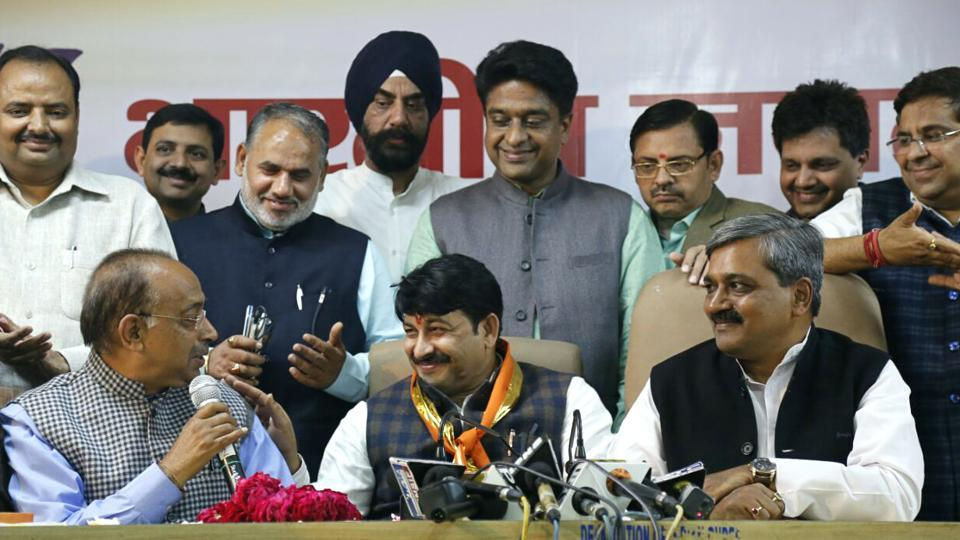 The newly appointed Delhi BJP president Manoj Tiwari will be meeting party councillors next week.