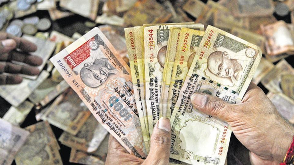 As per RBI, Rs 12.44 lakh crore of demonetised Rs 500 and Rs 1,000 notes have been deposited by the public since the demonetisation announced on November 8.