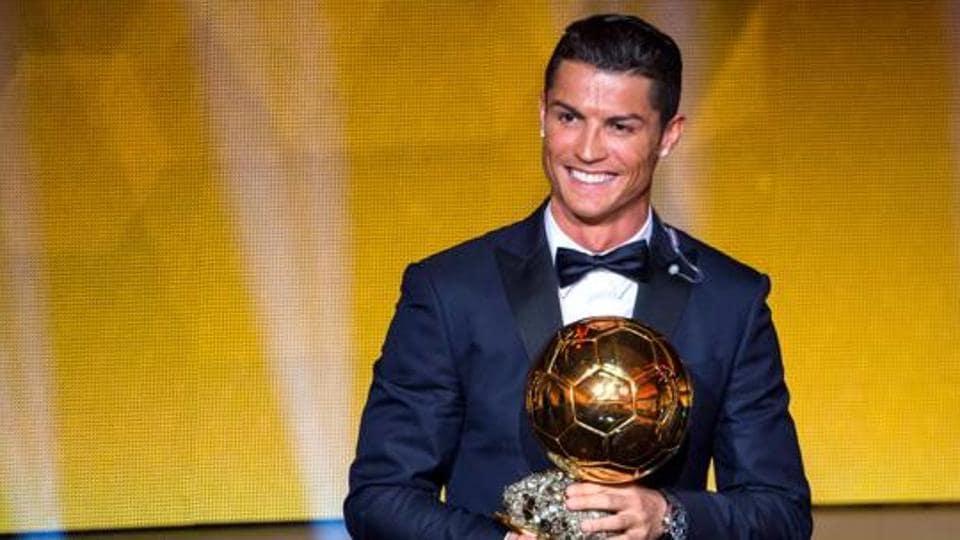 Ronaldo,Ballon d'Or,Ronaldo wins Ballon d'Or