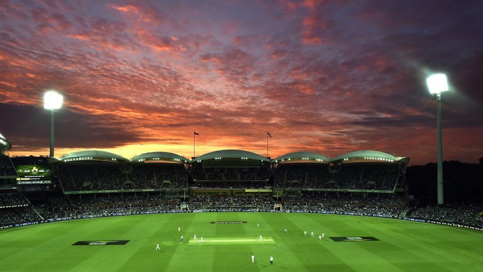 Adelaide Oval was the venue of the first-ever  day/night Test between Australia and New Zealand.
