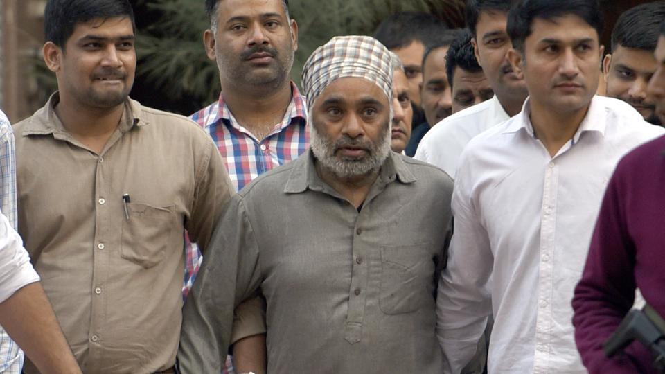 Harminder Singh Mintoo,Mintoo,Patiala House Court