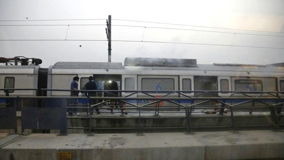 Delhi Metro,Metro thieves,DMRC