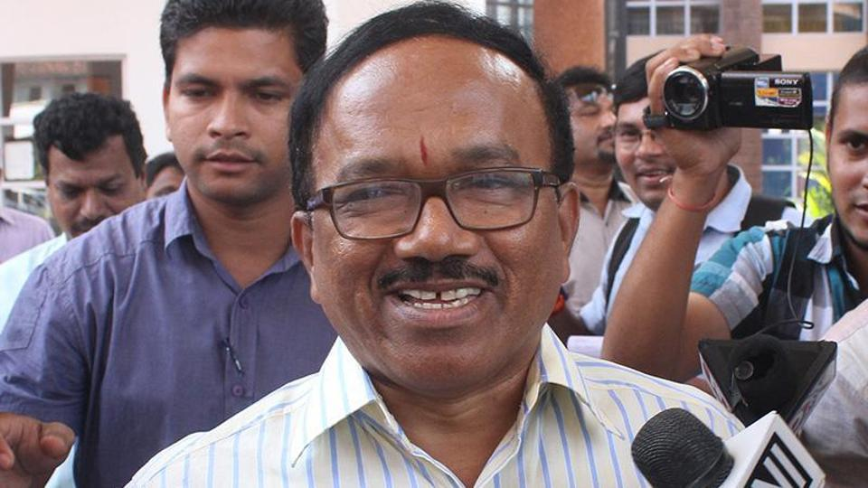 Goa chief minister Laxmikant Parsekar sacked two MGP ministers from the Goa cabinet on Monday.