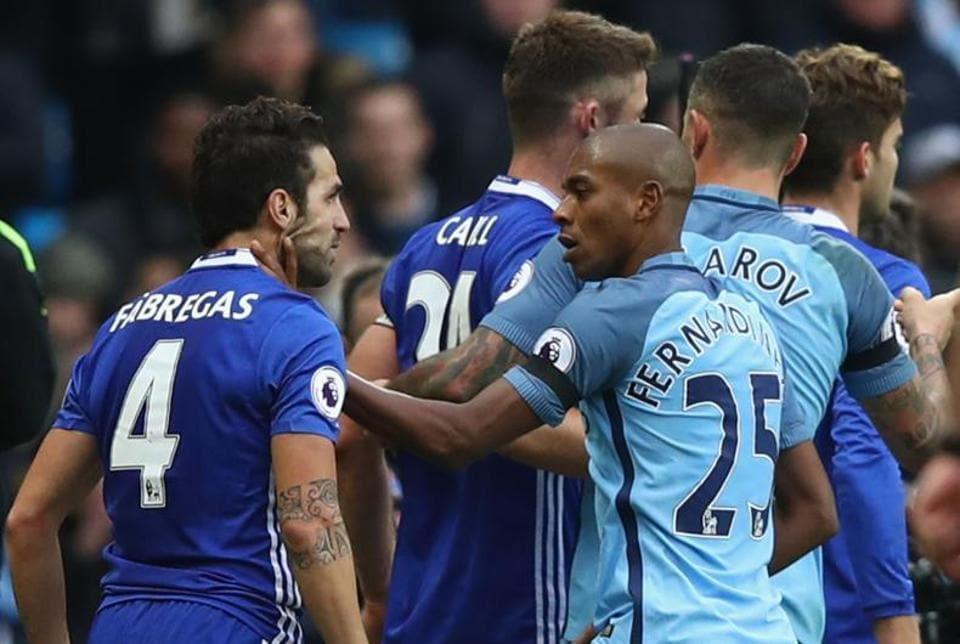 Chelsea,Manchester City,English Premier League